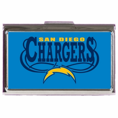 San Diego Chargers Business Card Case
