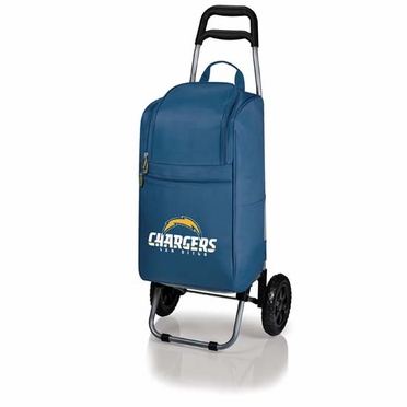 San Diego Chargers Cart Cooler (Navy)