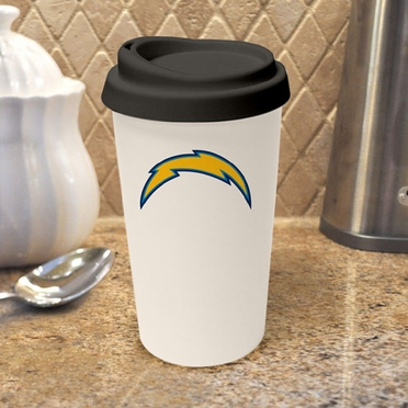 San Diego Chargers Ceramic Travel Cup