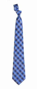 San Diego Chargers Check Poly Necktie