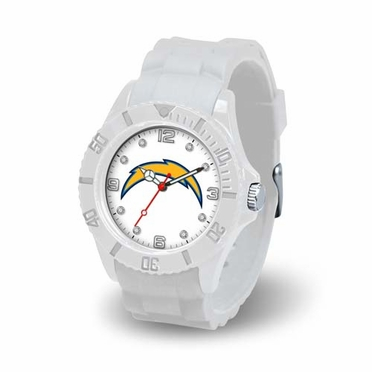 San Diego Chargers Cloud Womens Watch
