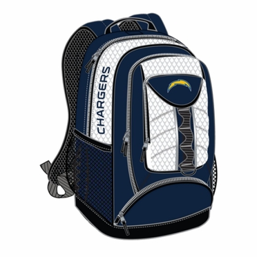 San Diego Chargers Colossus Backpack