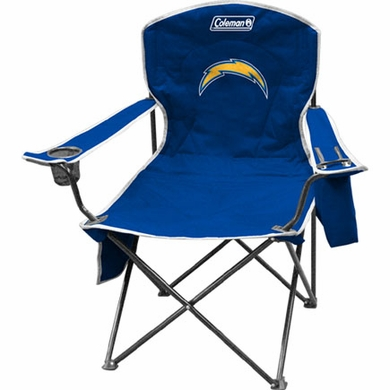 San Diego Chargers Cooler Quad Tailgate Chair