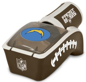 San Diego Chargers Frost Boss Beverage Chiller
