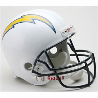 San Diego Chargers Full Sized Replica Helmet