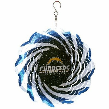 San Diego Chargers Geo Spinner