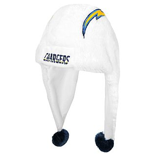 San Diego Chargers Helmet Dangle Novelty Hat
