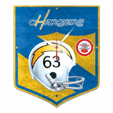 San Diego Chargers High Definition Wall Clock (Vintage)