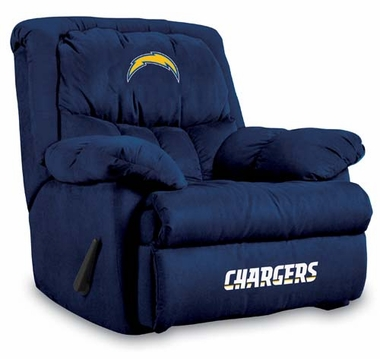 San Diego Chargers Home Team Recliner