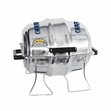 San Diego Chargers Keg-a-Que (Charcoal)
