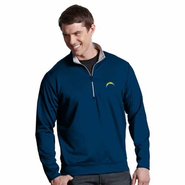 San Diego Chargers Mens Leader Pullover (Team Color: Navy)