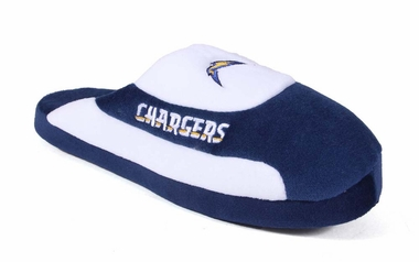 San Diego Chargers Unisex Low Pro Slippers