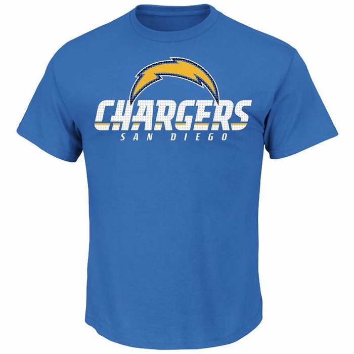 San Diego Chargers Majestic Critical Victory 2 Men S T