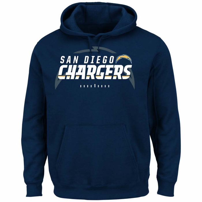 San Diego Chargers Majestic Of Great Value Men S Hooded