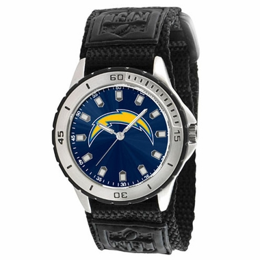 San Diego Chargers Mens Veteran Watch