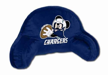 San Diego Chargers Mickey Mouse YOUTH Bedrest