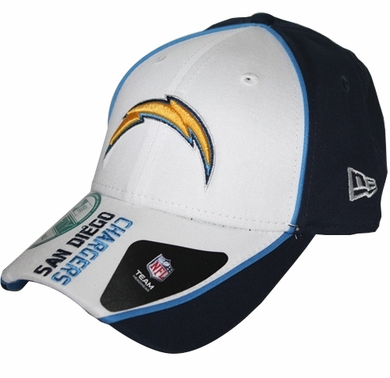 "San Diego Chargers New Era 9Forty NFL ""Opus Strikes Back"" Adjustable Hat"