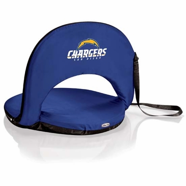 San Diego Chargers Oniva Seat (Navy)
