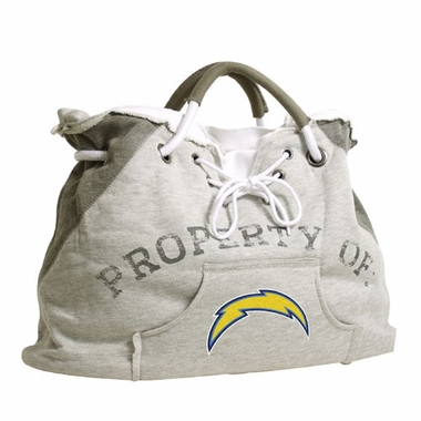 San Diego Chargers Property of Hoody Tote