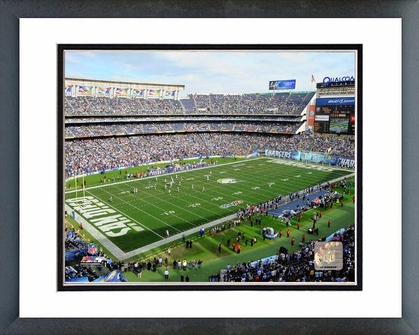 San Diego Chargers Qualcomm Stadium 2011 16x20 Framed and Double-Matted Photo