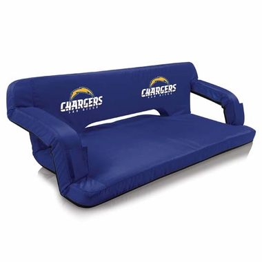San Diego Chargers Reflex Travel Couch (Navy)
