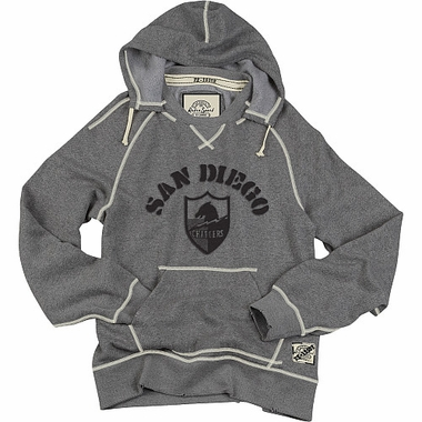 San Diego Chargers Retro Sport Hooded Sweatshirt
