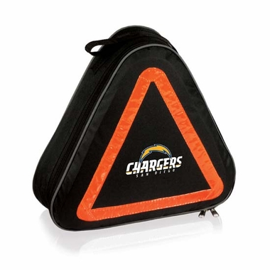 San Diego Chargers Roadside Emergency Kit (Black)