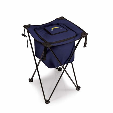 San Diego Chargers Sidekick Cooler (Navy)