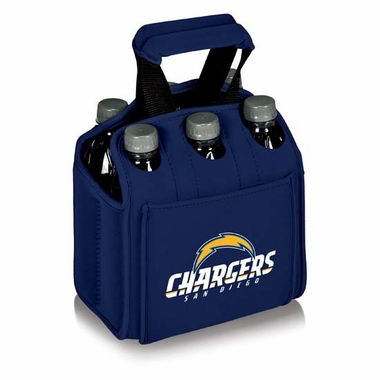 San Diego Chargers Six Pack (Navy)