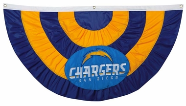 San Diego Chargers Team Celebration Bunting