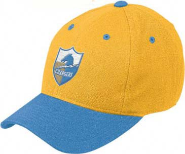 San Diego Chargers Throwback Logo Adjustable Hat