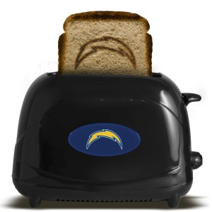San Diego Chargers Toaster (Black)