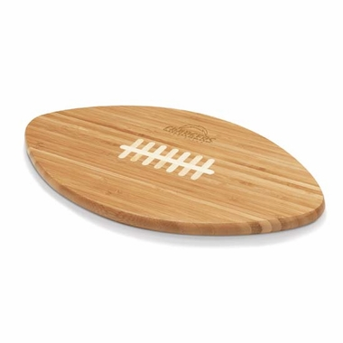 San Diego Chargers Touchdown Cutting Board