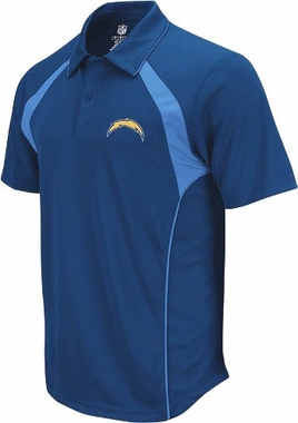 San Diego Chargers Trainer Performance Polo Shirt