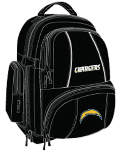 San Diego Chargers Trooper Backpack