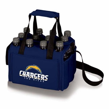 San Diego Chargers Twelve Pack (Navy)