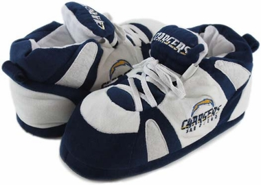 San Diego Chargers UNISEX High-Top Slippers
