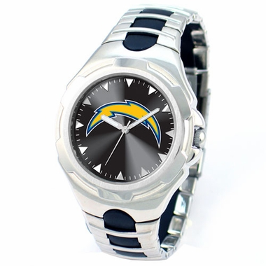 San Diego Chargers Victory Mens Watch