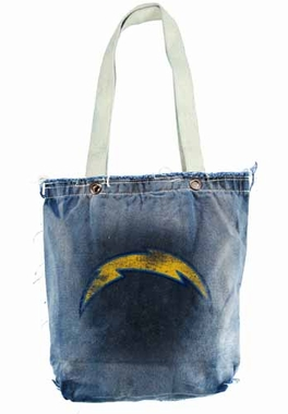 San Diego Chargers Vintage Shopper (Denim)