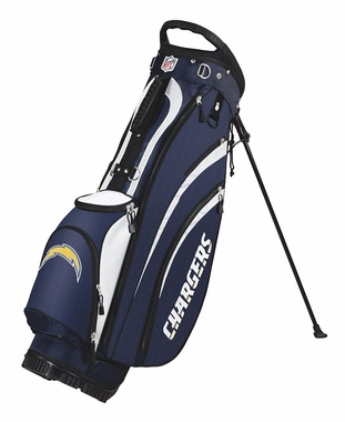 San Diego Chargers Wilson Golf Carry Bag