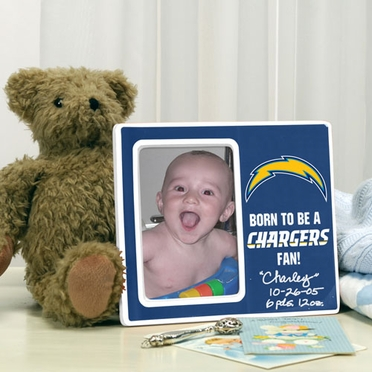 San Diego Chargers Youth Picture Frame