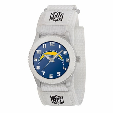 San Diego Chargers Youth Rookie Watch (White)