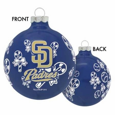San Diego Padres 2010 Traditional Ornament