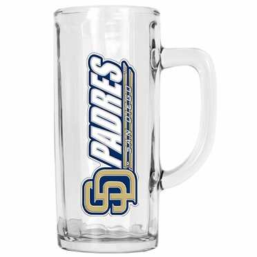 San Diego Padres 22 oz Optic Tankard