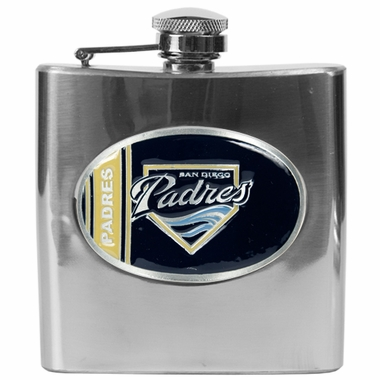 San Diego Padres 6 oz. Hip Flask