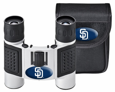 San Diego Padres Binoculars and Case