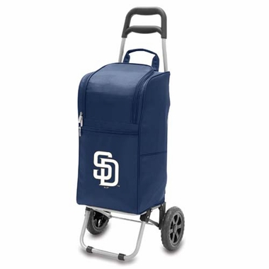 San Diego Padres Cart Cooler (Navy)