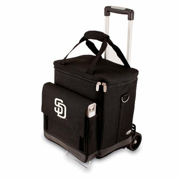 San Diego Padres Cellar w/ Trolley (Black)