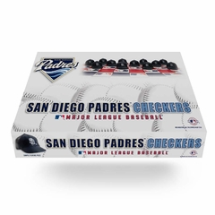 San Diego Padres Checkers Set
