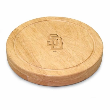 San Diego Padres Circo Cheese Board